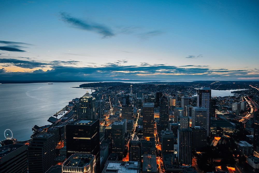 The view from Columbia Tower is a top attraction in Seattle that you cannot miss!