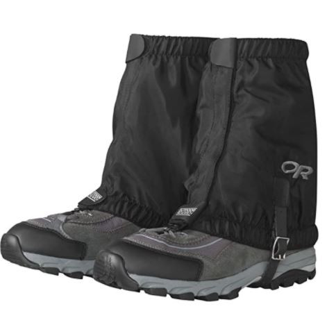 gaiters for winter hiking
