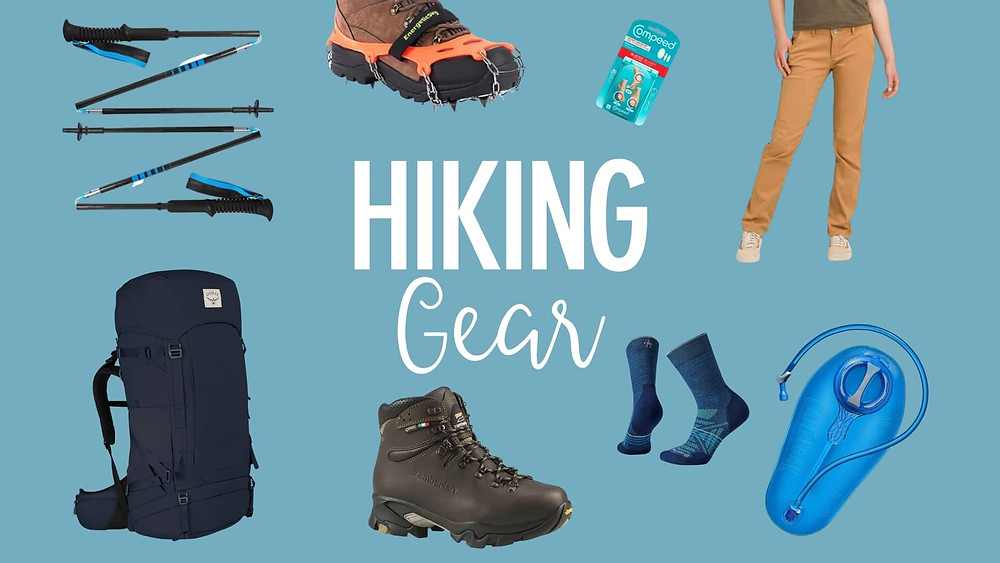 best hiking gear