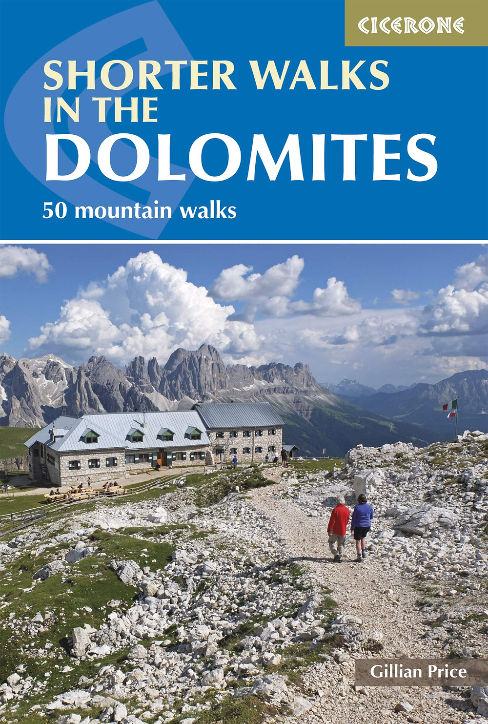 world's best hiking in the dolomites italy book