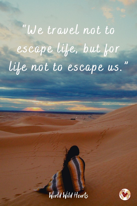 Quote for epic travel adventure