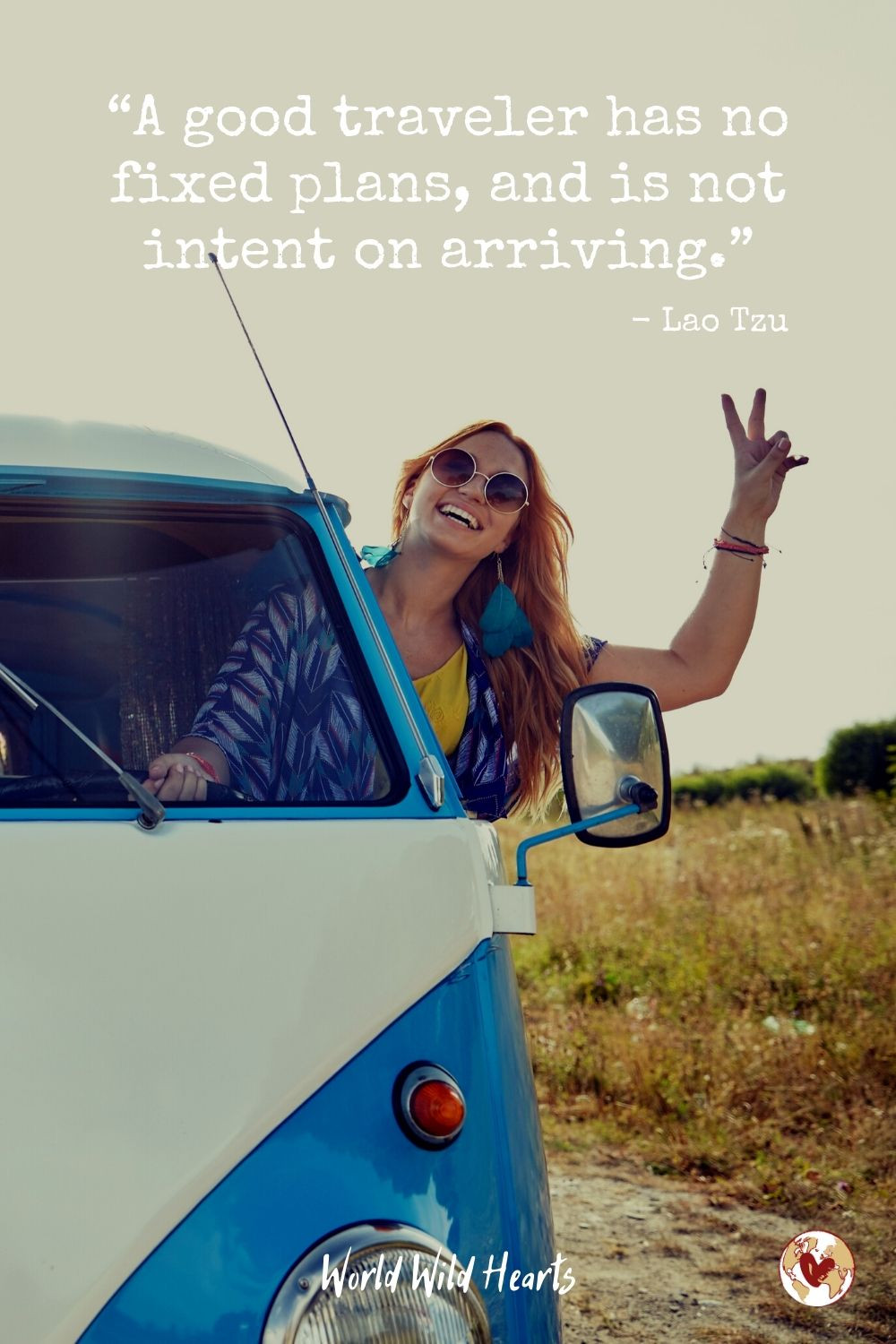 Good travel quote for wanderlust