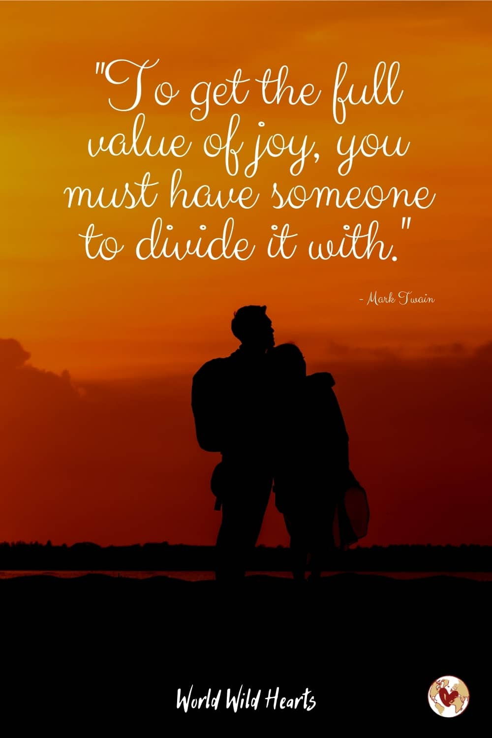 Travel together quote for partners