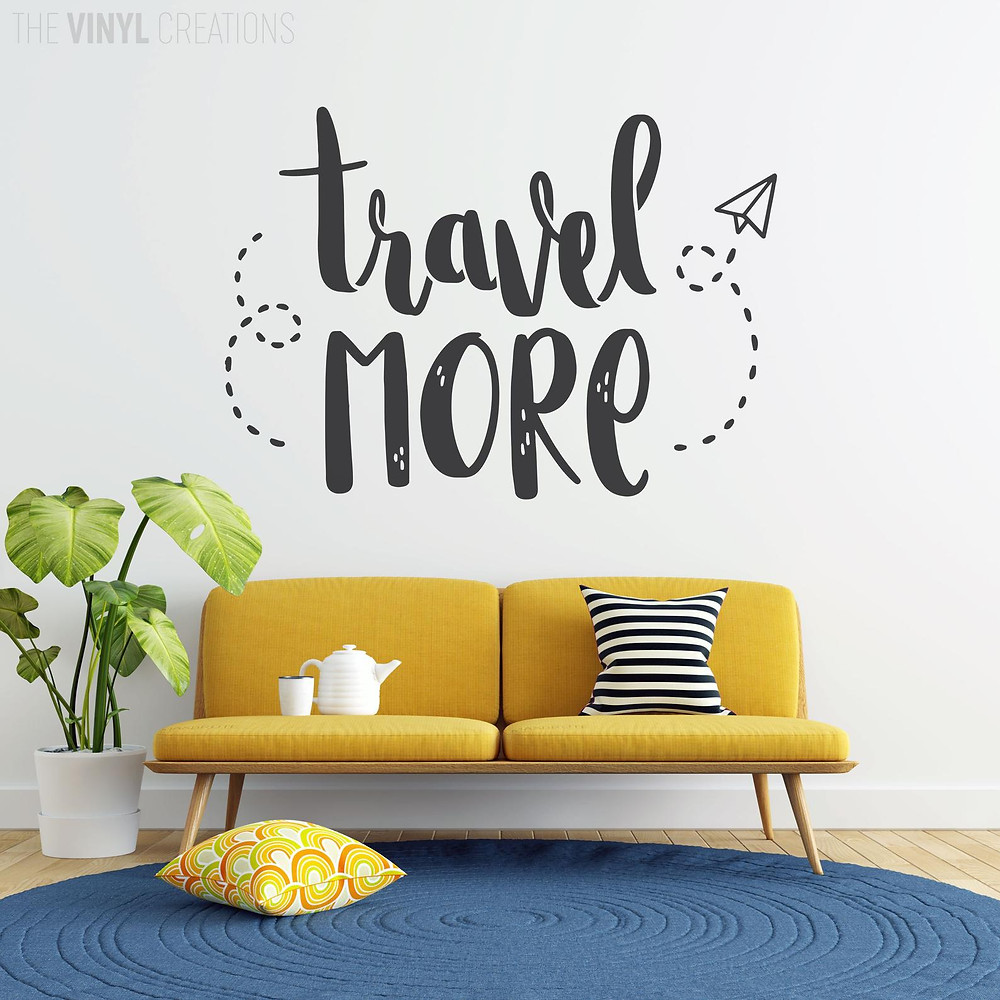 You should travel the world!