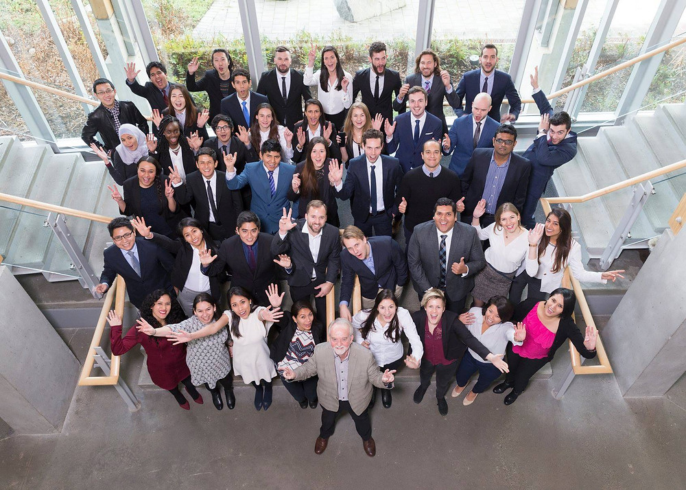 UVic Master of Global Business 2018