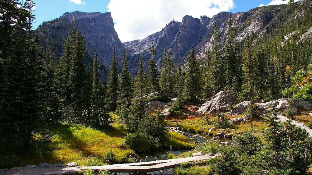 Best US National Park for hiking