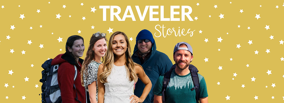 Traveler stories