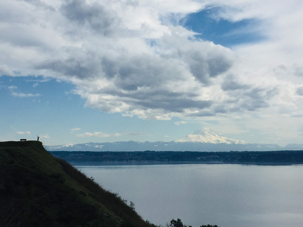 Top Vashon Activities Bluffs Hike