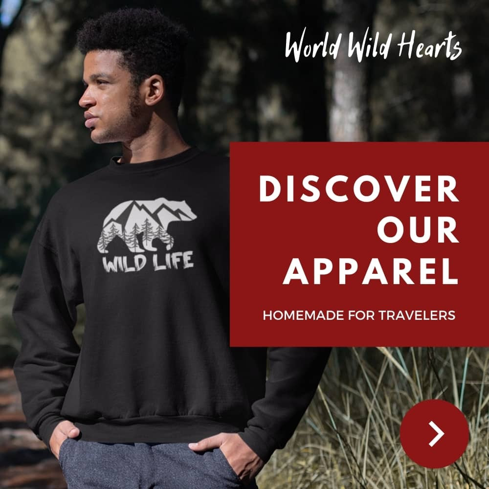 Travel apparel and inspiration