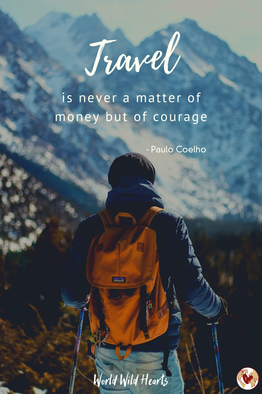 Travel quote by Paulo Coelho