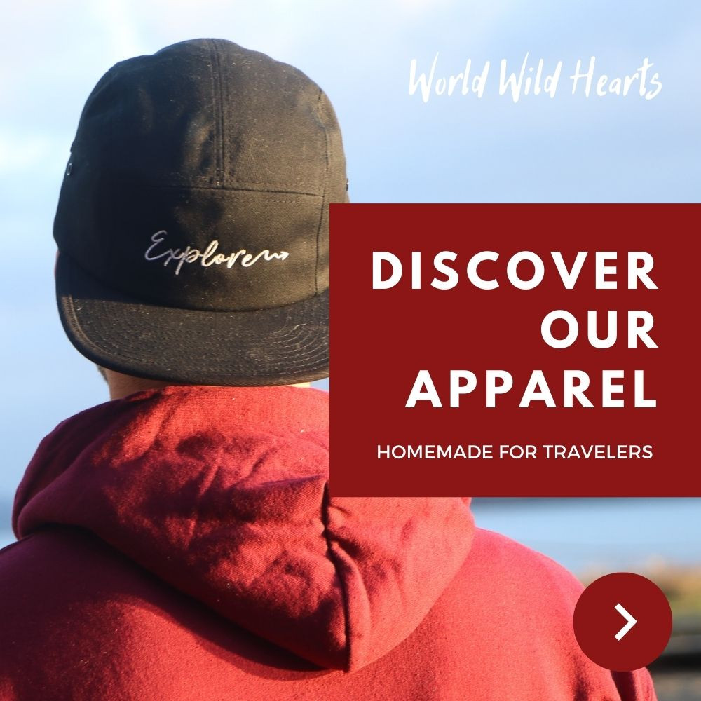 travel hat for hiking lovers
