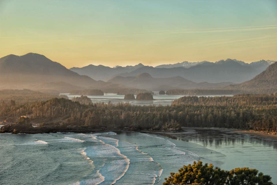Cox Bay Lookout Trail is one of the best things to do in Tofino