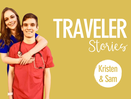 How travel nursing in the U.S. has changed our lives