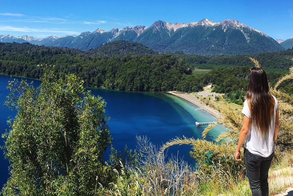 the Nahuel Huapi National Park in patagonia is a must-see place