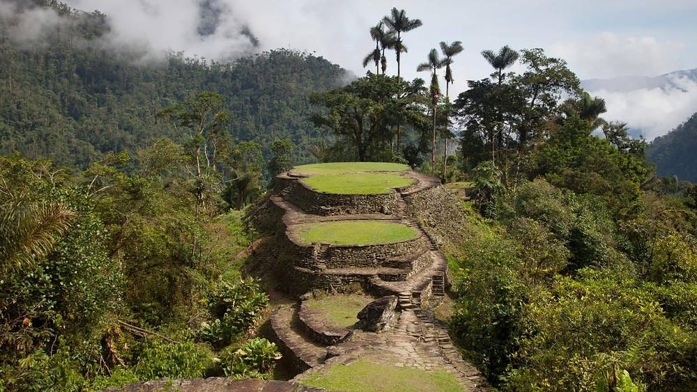 ciudad perdida hike in colombia