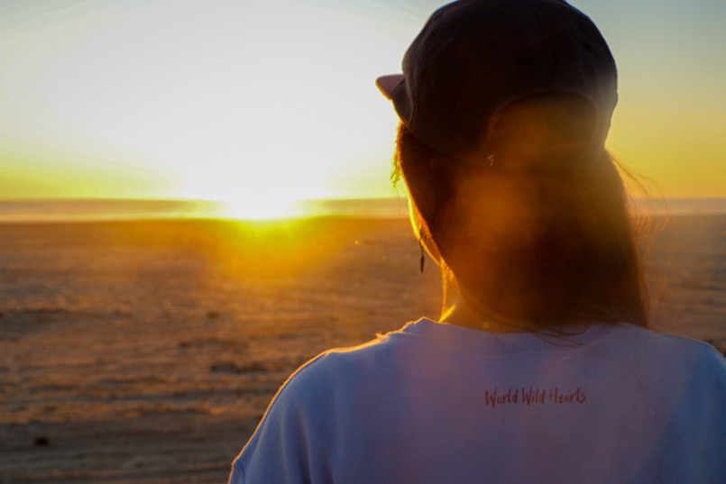 Adventure travel apparel for Namibia