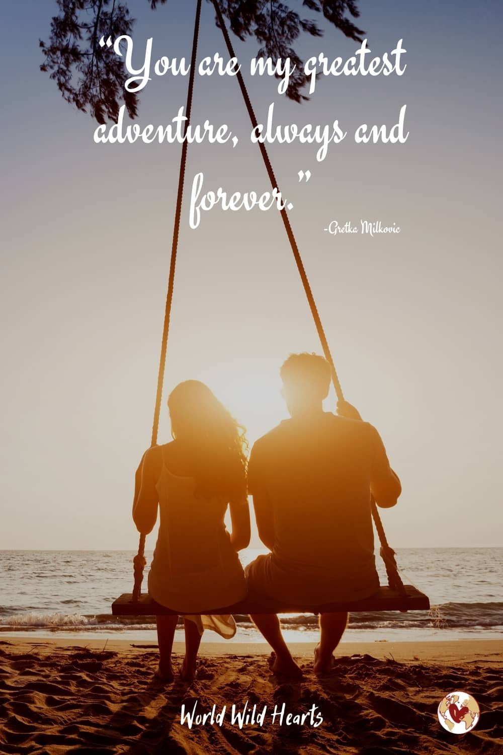 Top couples travel quote for partners