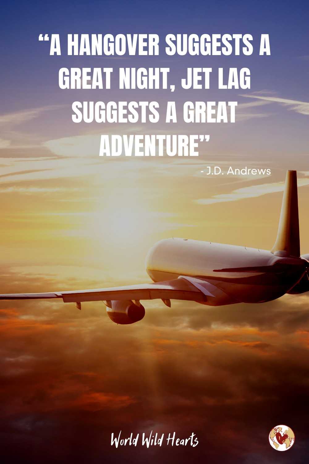 short adventure travel quote