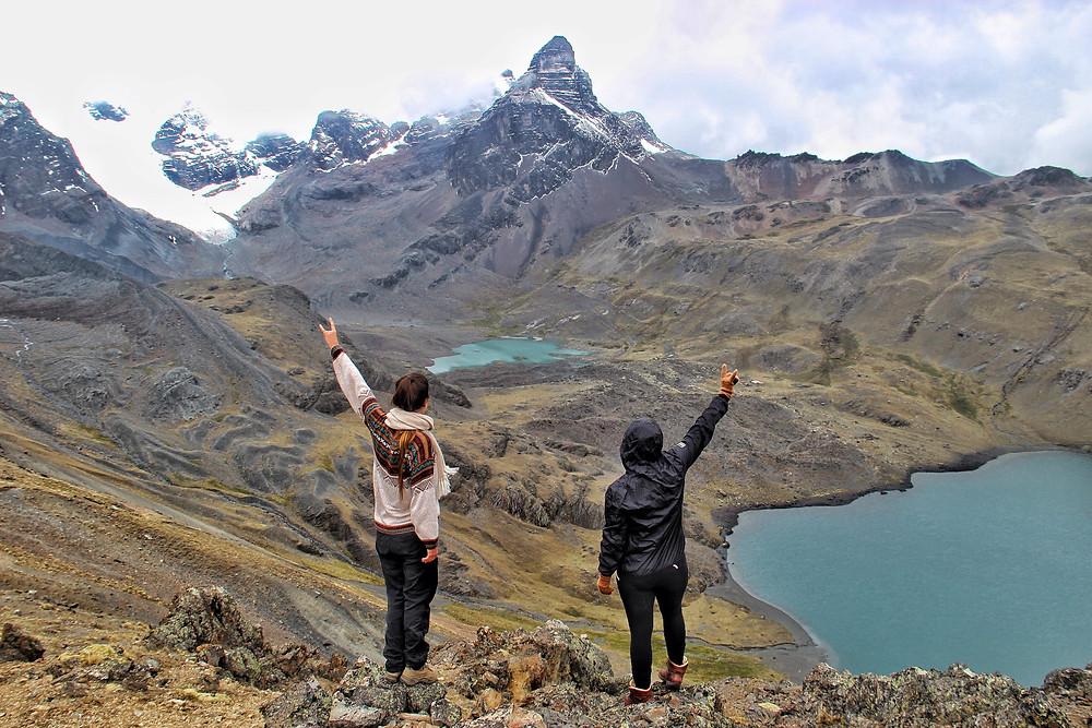 pico austria world's best hike bolivia