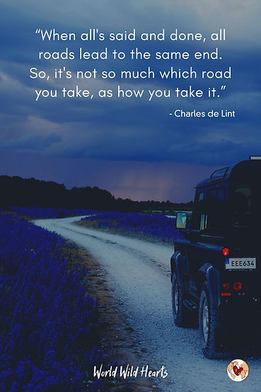 Best raod trip quote for travelers