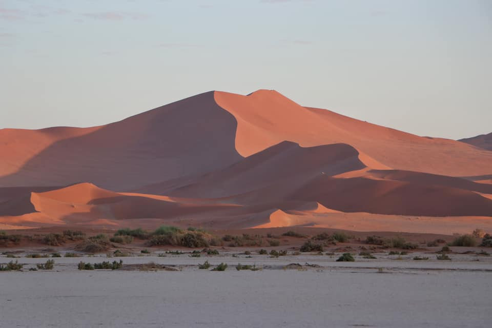 Sossusvlei is a highlight on your Namibia road trip itinerary