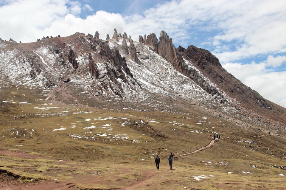 Why you should visit the Palccoyo Rainbow Mountains in Peru