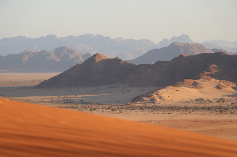 How to travel in Namibia guide