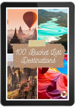 100 bucket list destinations free downlo