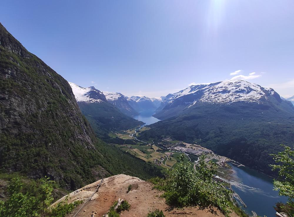 Loen is a must-see in Western Norway!