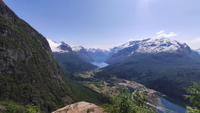 Western Norway road trip itinerary for the outdoor adventurer