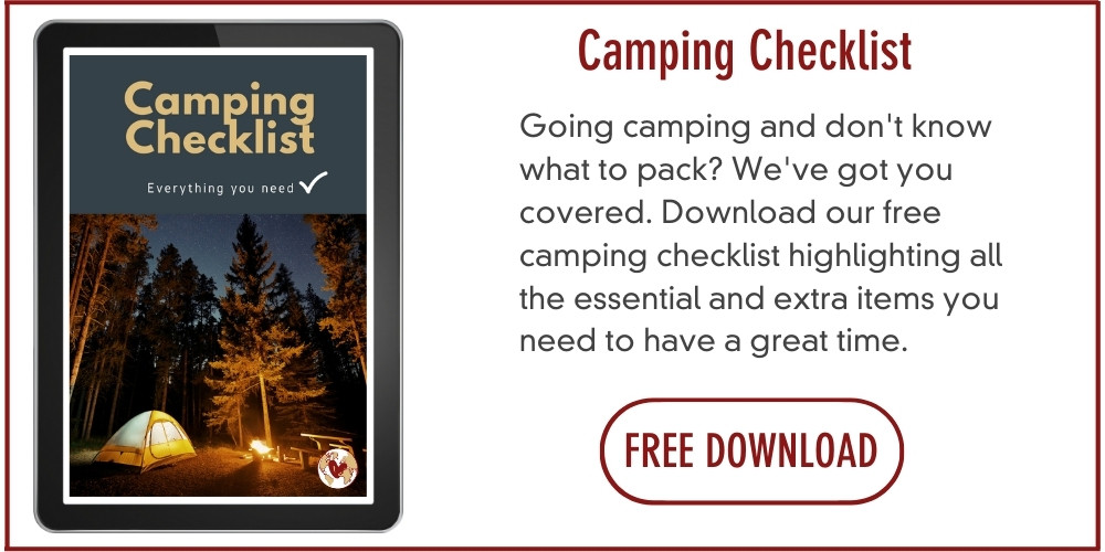 Camping list to pack free download
