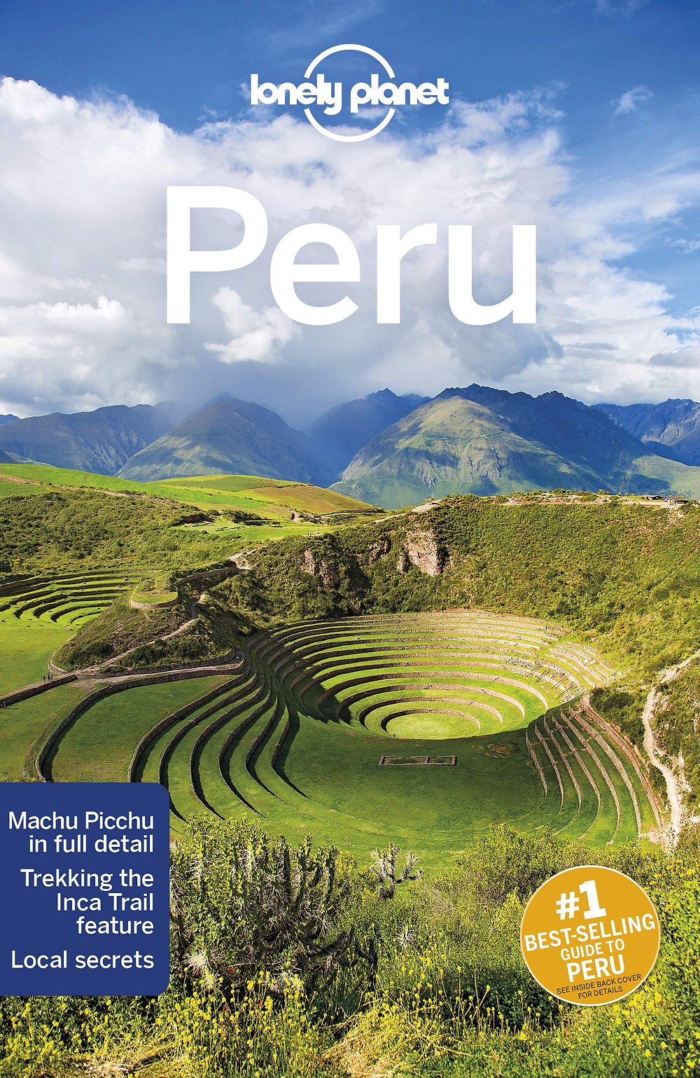 Lonely planet marcahuasi and peru guide