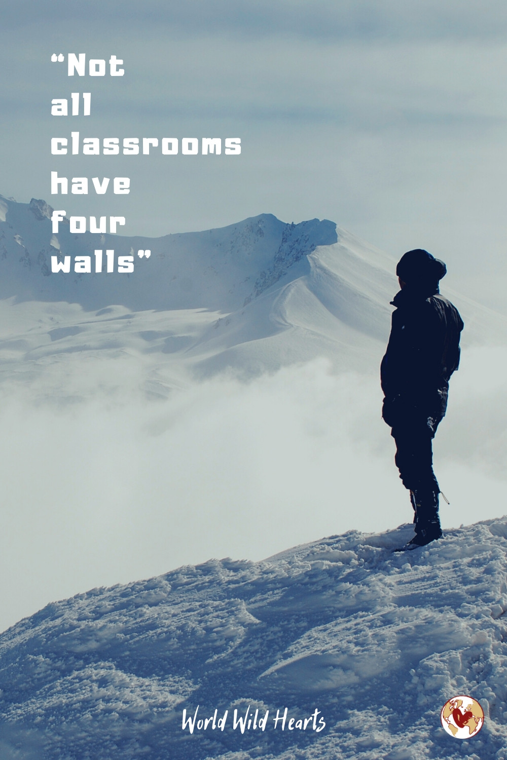 Not all classrooms have four walls quote