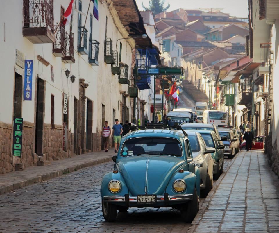 travel to cusco in peru