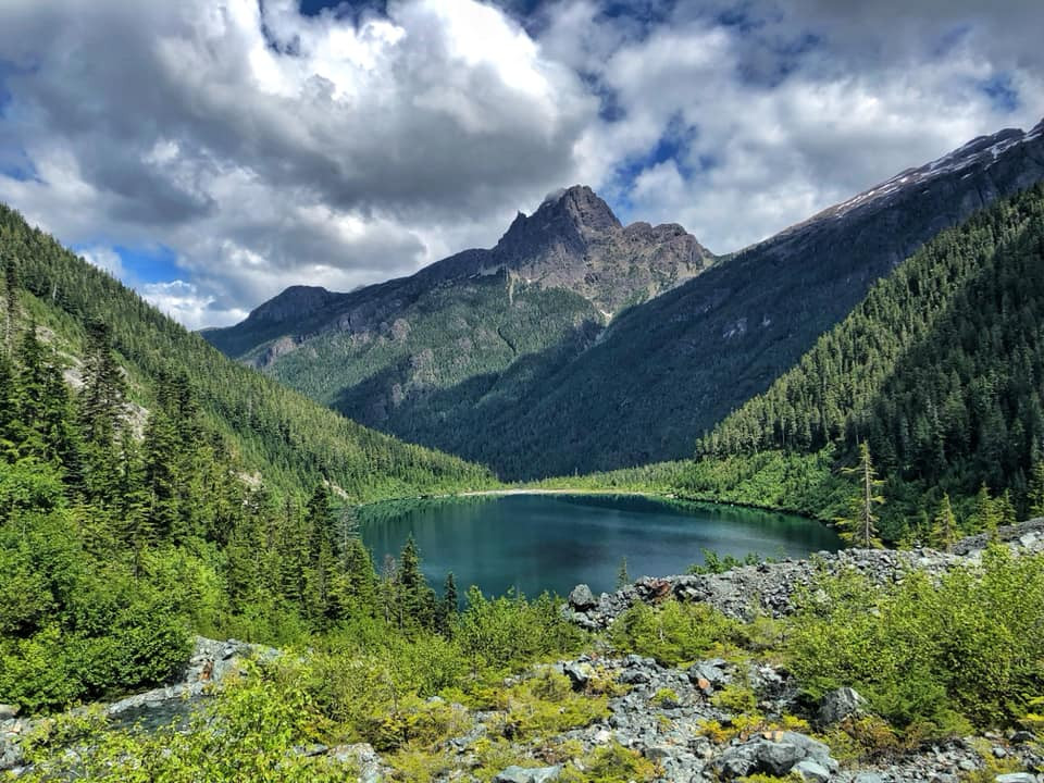 The best hike on Vancouver Island in Strathcona Provincial Park