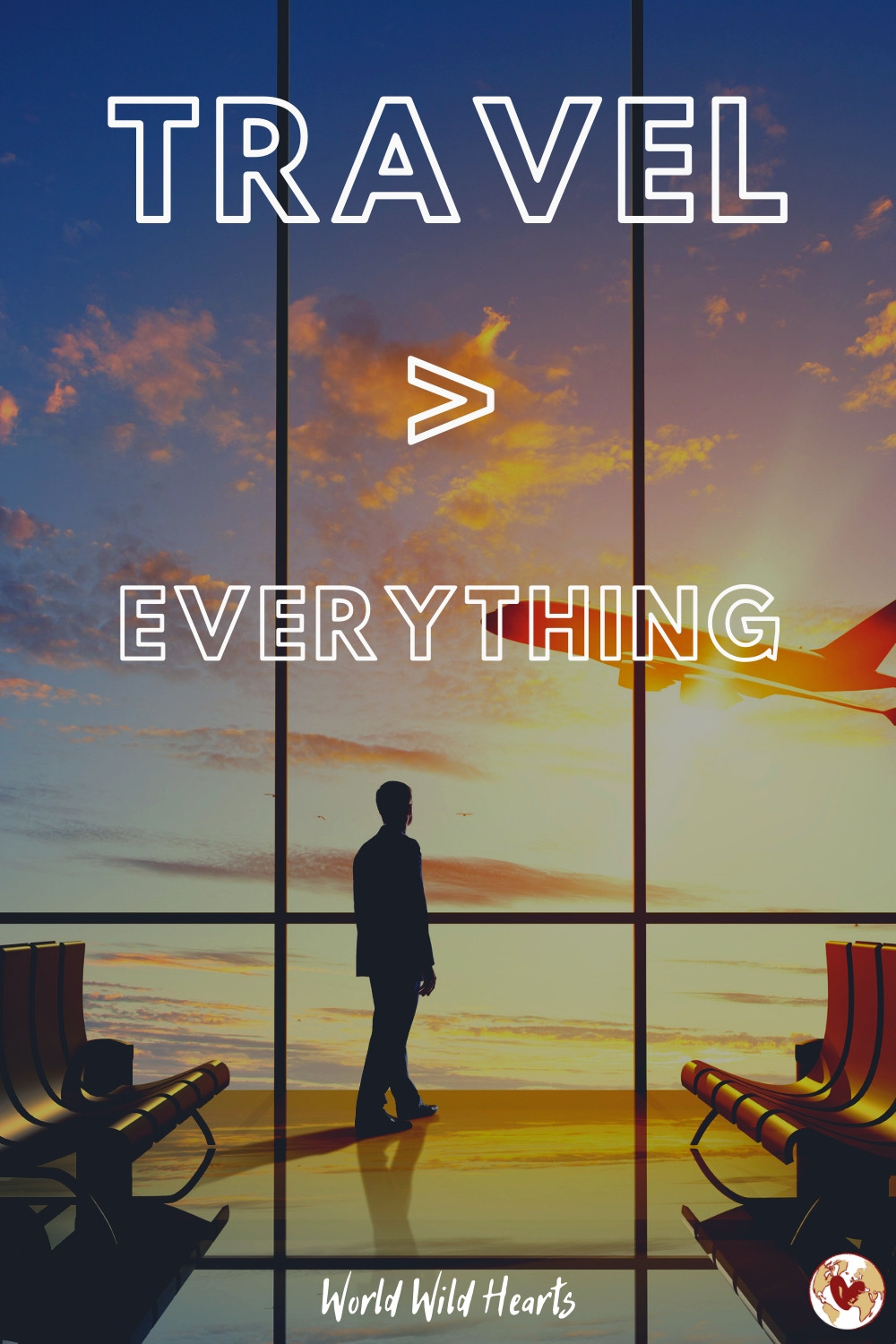 Travel over everything quote