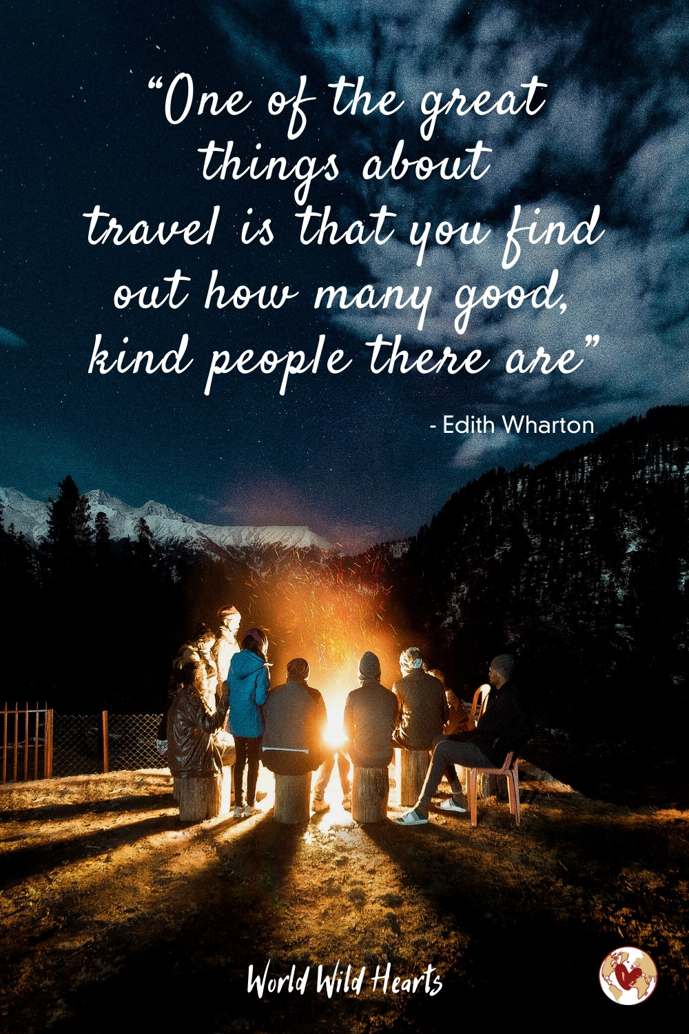 Good people travel quote