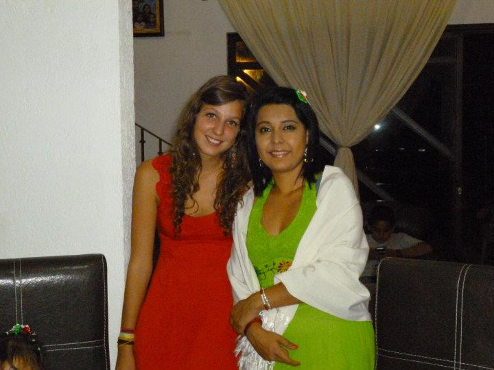 Staying in a host family while studying abroad in Mexico
