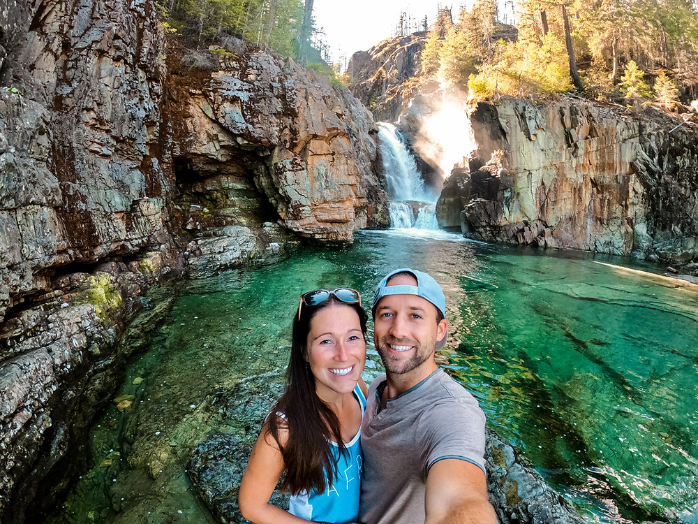Exploring the Myra Falls is one of the best outdoor activities in Strathcona Provincial Park