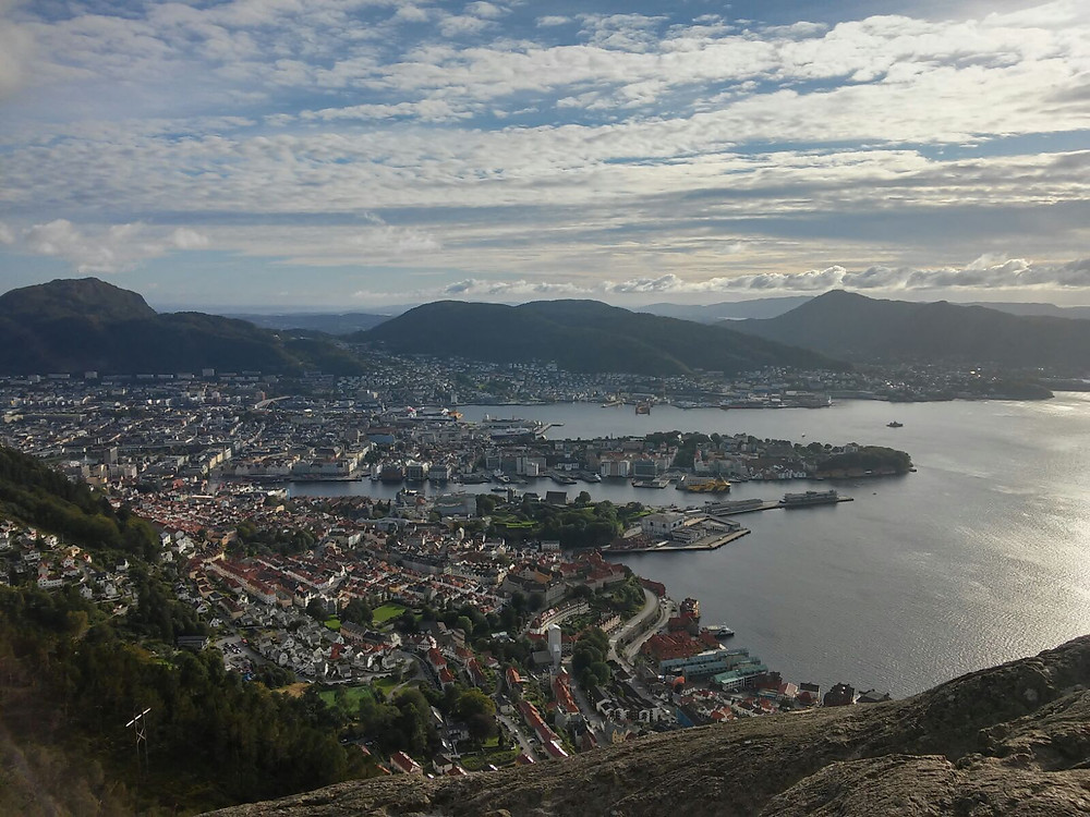Hike to Stolzekleiven: top thing to do in Bergen