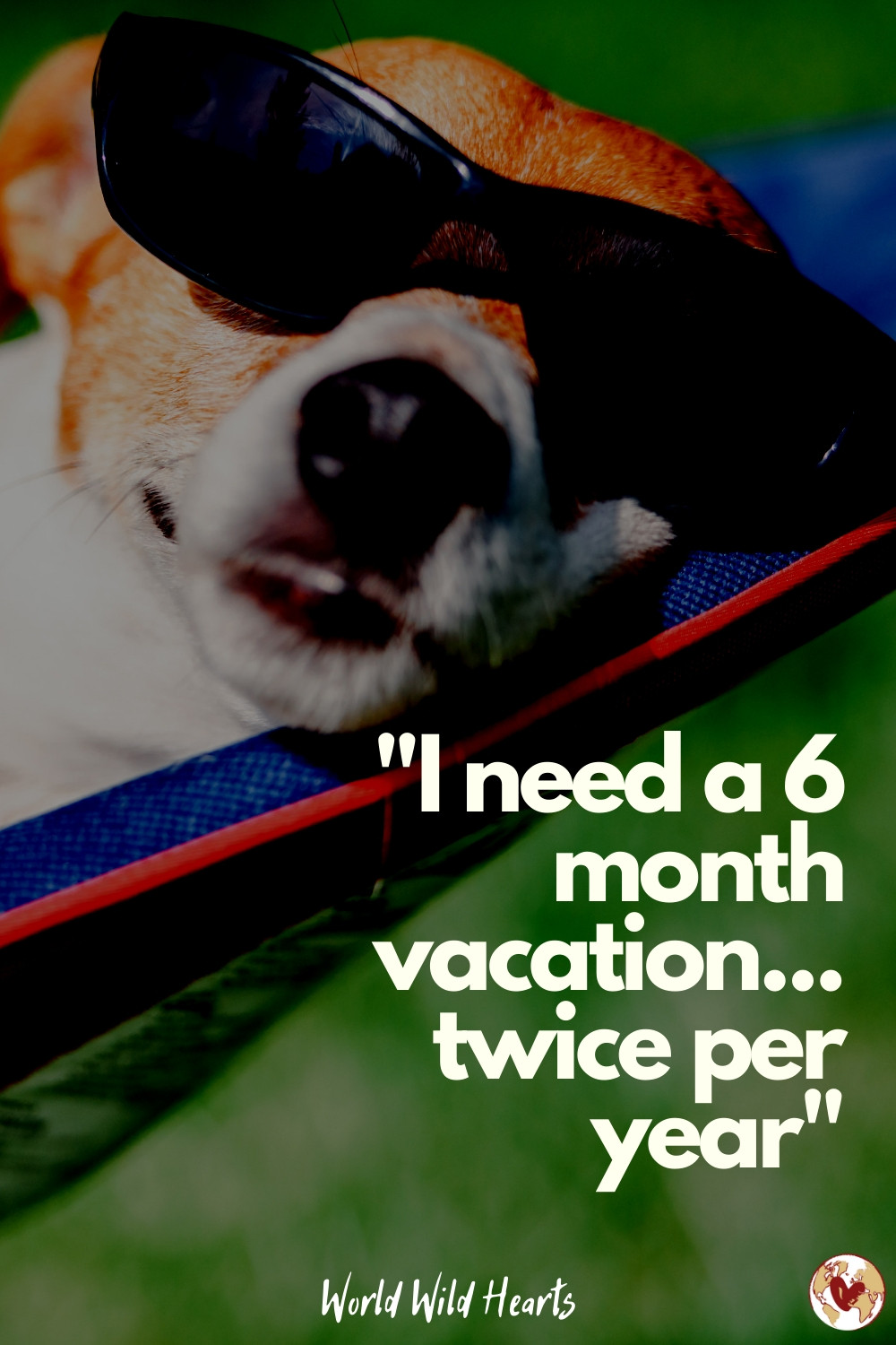 Vacation image to motivate you