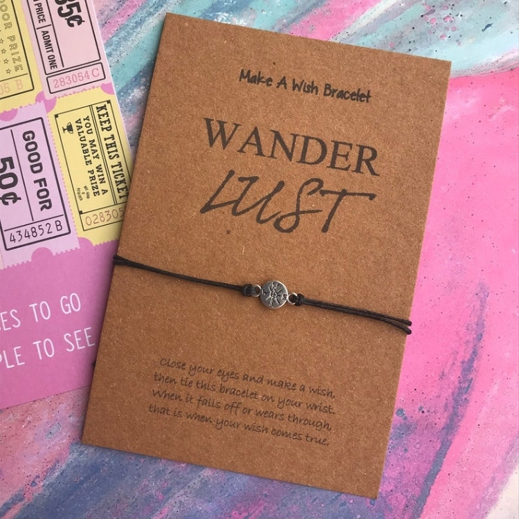 Wanderlust cheap travel gift