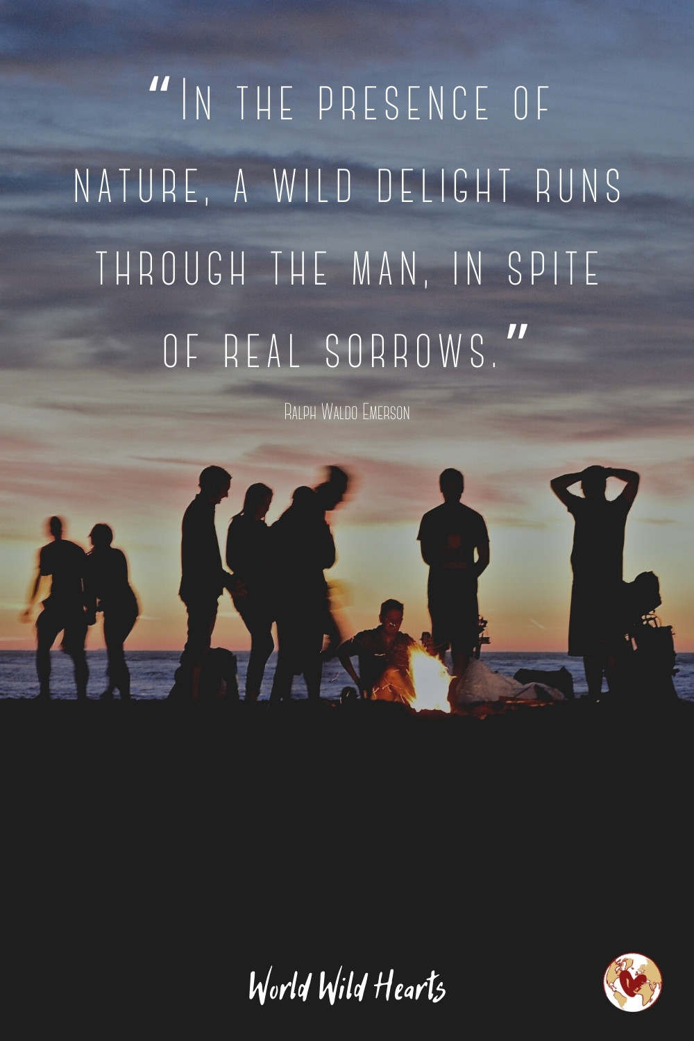 Adventure quote with friends