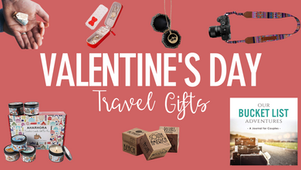 Valentine's Day Gifts for Travelers