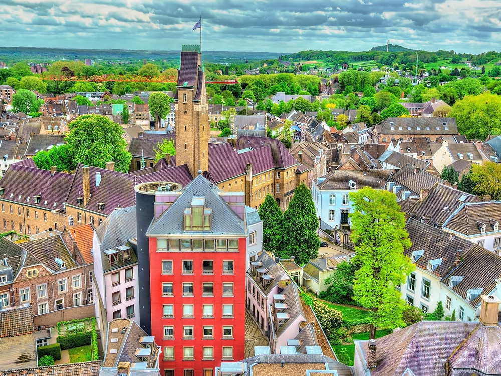 One of the world's best European cities to visit is historic Maastricht