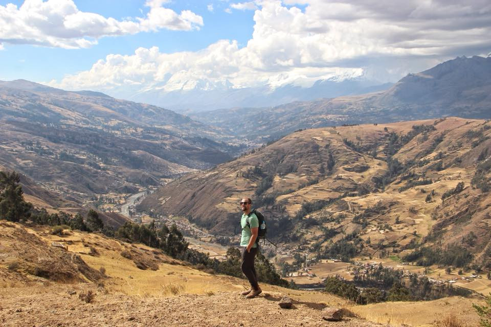 travel to the Huaylas Valley Huaraz in Peru