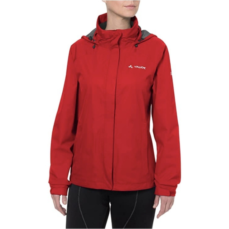 A lightweight rain jacket is essential hiking gear