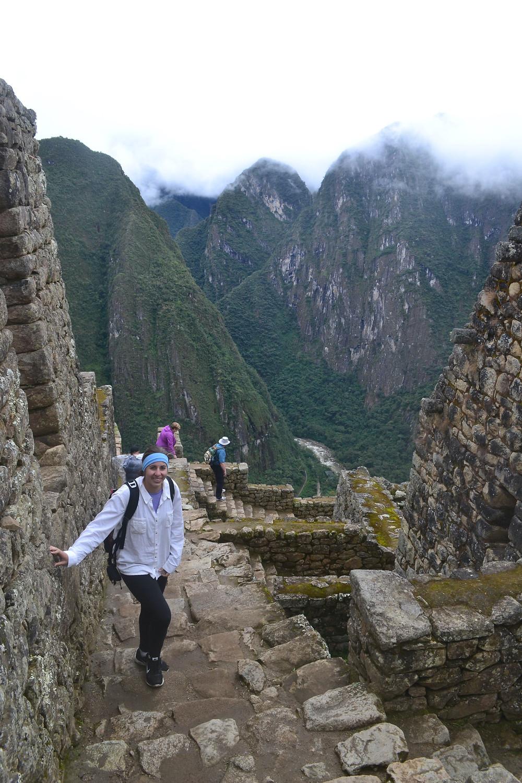 Peru culture on the Inca trail
