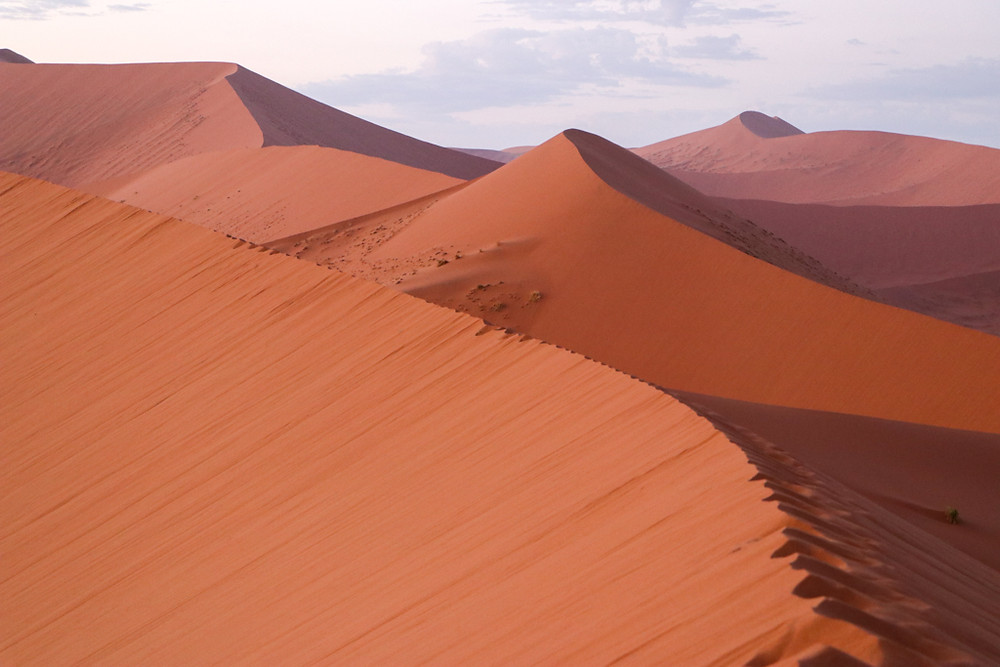 Sossusvlei is Namibia's highlight