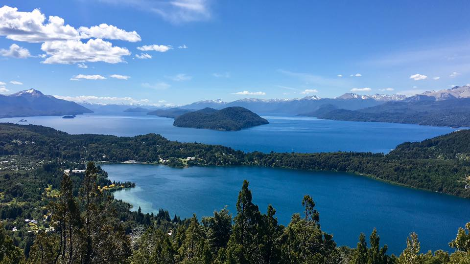The Cerro Campanario is one of the best places to visit in Patagonia